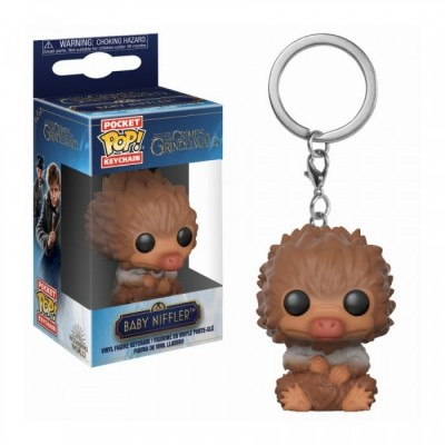 Baby Niffler (Tan) - Fantastic Beasts 2 - Pocket POP Keychain