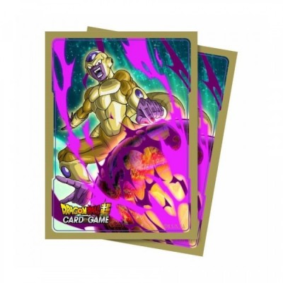Protège-Cartes - Gold Freezer S3 V2 - Dragon Ball Super - 65pces