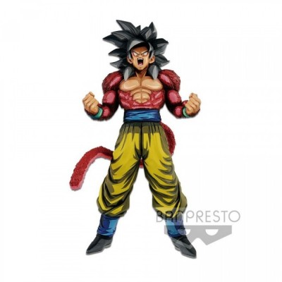 Super Master Star Piece - Dragon Ball - Son Goku Super Saiyan IV - 33 cm