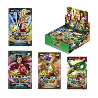 "JCC - Booster ""Miraculous Revival"" B05 - Dragon Ball Super Serie 5 (FR) - (24 boosters)"
