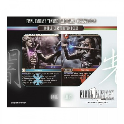 Versus Decks Heros et Villains FR - Final Fantasy