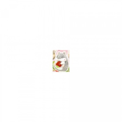 Hamster gris - Korohamu Koron Strawberry - 36cm