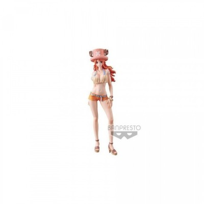 One Piece - Nami Chopper Style (pastel ver.) - Sweet Style - 23cm