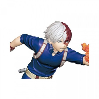 Shoto Todoroki - My Hero Academia - Enter The Hero - 15cm