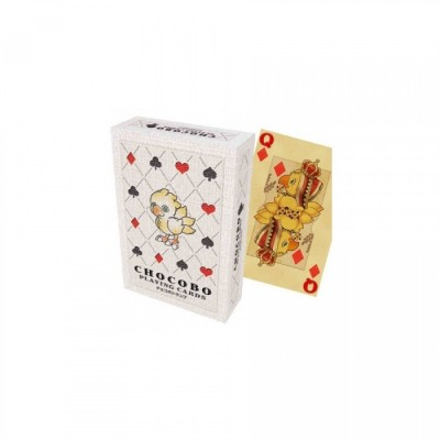 Jeu de 52 Cartes - Chocobo - Final Fantasy