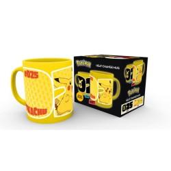 Nemuneko tâche rose  - Sakura Hairpin - 33cm