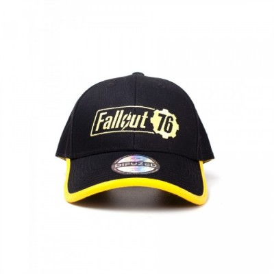 Casquette - Yellow Logo - Fallout 76