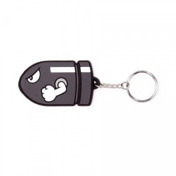 Porte clef - Nintendo - Boulet de canon (Bullet Bill)
