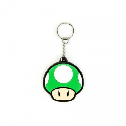 Porte clef - Nintendo - Champignon 1 Up