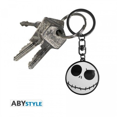 Porte-Clef - Jack Skellington - Nightmare Before Christmas - Métal