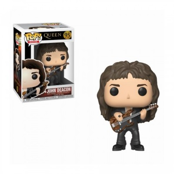 John Deacon - Queen (95) - Pop Musicos