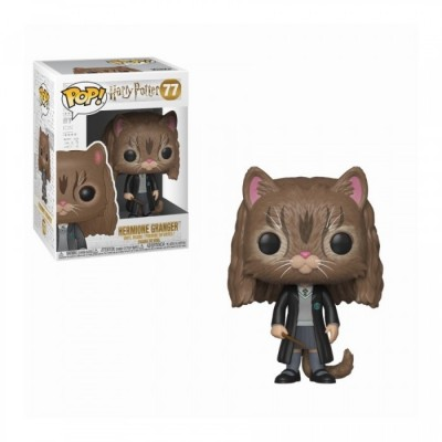 Hermione as Cat - Harry Potter (77) - Pop Movie