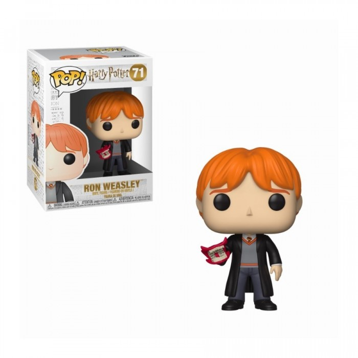 Ron w/Howler - Harry Potter (71) - Pop Movie