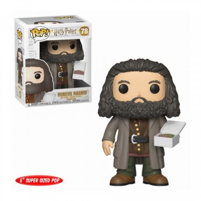 Rubeus Hagrid w/ Cake - Oversize Version - Harry Potter (78) - Pop Movies