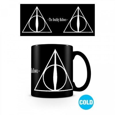 Mug Thermo Réactif - Harry Potter - The Deathly Hallows - 315 ml