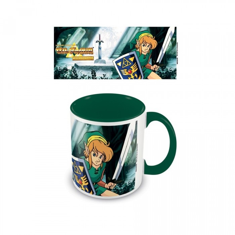 Mug - Zelda - The Lost Woods - 315ml