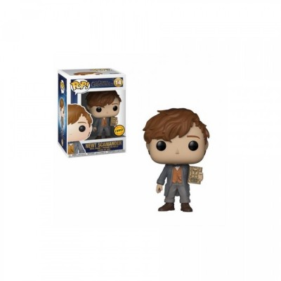 Newt Scamander - Animaux Fantastiques (Chase 14) - Pop Movie