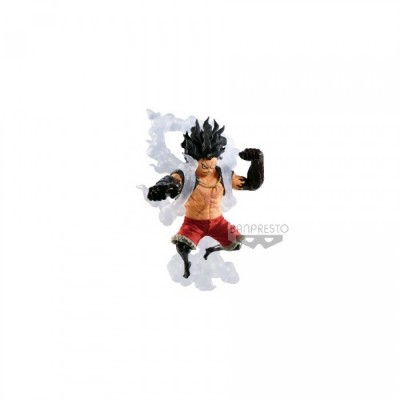 Luffy / Snakeman - One Piece - King of Artist - 14cm