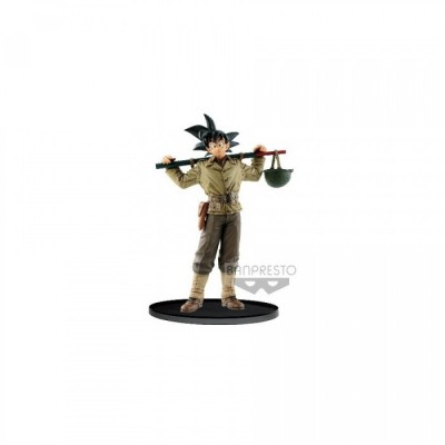 Son Goku - Dragon Ball Z -  World Figure Colosseum - 18cm