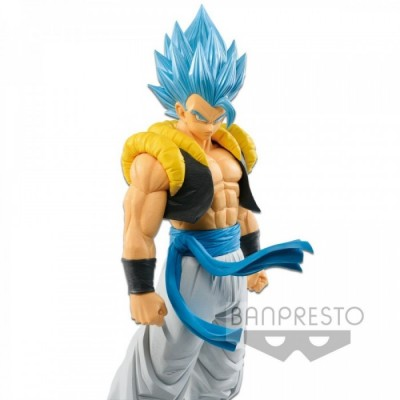 Super Saiyan Blue Gogeta - Resolution of Soldier - Grandista - Dragon Ball Super (2018 Broly Movie) - 27cm