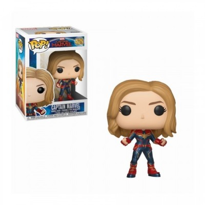 Captain Marvel - Captain Marvel (425) - Pop Marvel