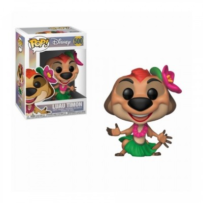 Luau Timon - Le Roi Lion (498) - Pop Disney
