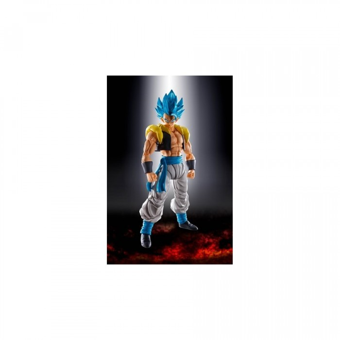 S.H.Figuart - Super Sayian God Gogeta Blue - Dragon Ball - Figurine - 16 cm