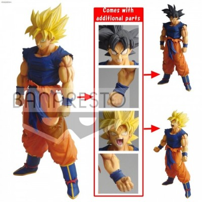 Son Goku Super Saiyan - Dragon Ball Super - Legend Battle - 25cm