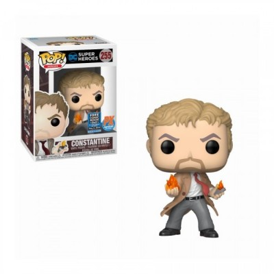 Canstantine - DC comics (255) - Pop DC - Exclusive