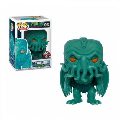 Cthulhu (Neon GR) - Cthulhu (03) - Pop Book's - Exclusive