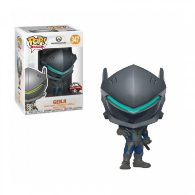 Genji (Carbon Fiber) - Overwatch (347) - Pop Animation - Exclusive