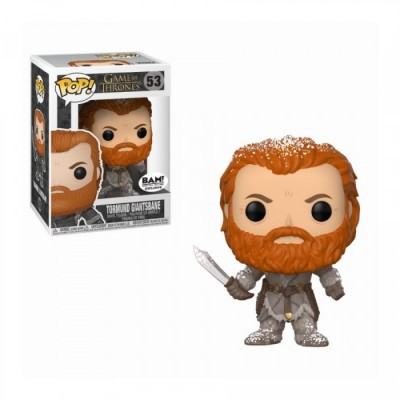 Tormund (Snow Covered) - Game Of Thrones (53) - Pop Séries - Exclusive