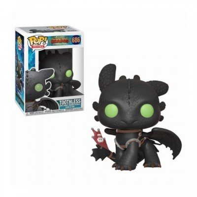 Toothless - Dragon 3 (686) - Pop Movies