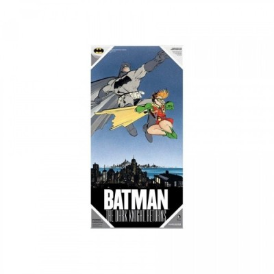 Poster avec Cadre - Batman - Dark Knight Returns Vintage - 60x30cm