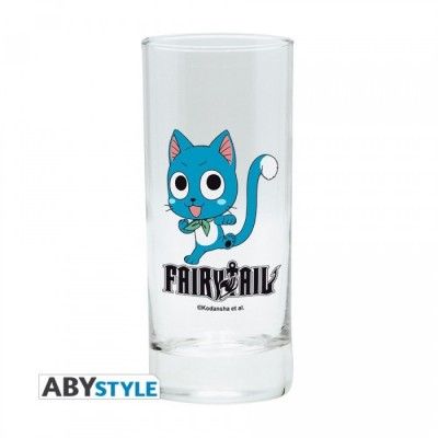 Verre - Fairy Tail - Happy - 29cl