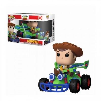 Woody w/ RC - Toy Story (56) - Pop Series