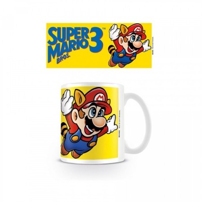 Mug - Super Mario Bros. 3 - Jaquette - 315 ml