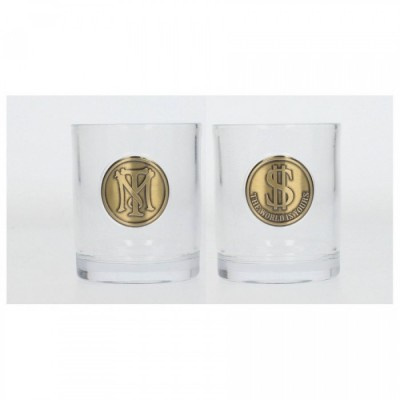 Pack 2 Verres Scarface - Phrases cultes (The world is yours)