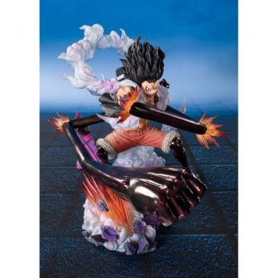 Figuart zero - Monkey D. Luffy - Gear 4 Snakeman - One Piece - 19cm