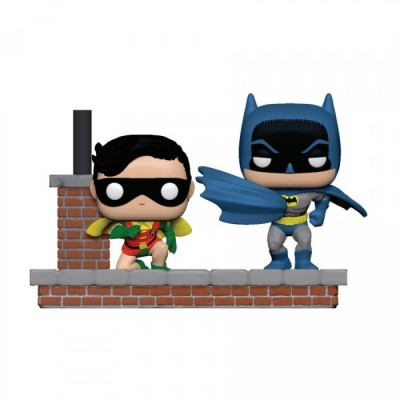 1964 Batman and Robin - Batman 80th - Movie Moments - POP Movie