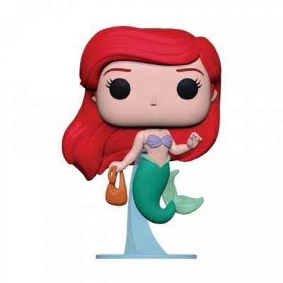 Ariel w/bag - Little Mermaid (563) - POP Disney
