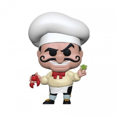 Chef Louis - Little Mermaid (567) - POP Disney