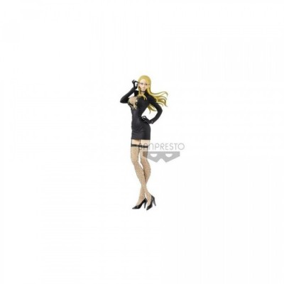 Carlifa robe noire - GG Material - One Piece - 25cm