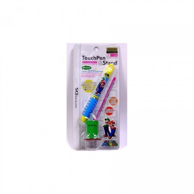 TouchPen (Stylet) & Stand Super Mario Bross pour DS / 3DS