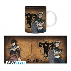 Mug - Black Clover - Asta et Yuno - 320ml