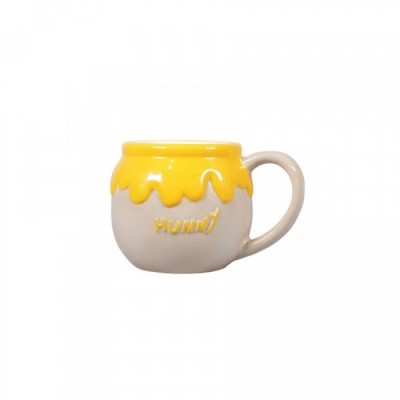 Mug 3D - Pot de miel - Winnie l'ourson - Disney - 500 ml