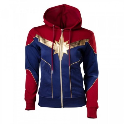 Sweat Hoodie - Captain Marvel 2.0 Women's - Marvel - XL
