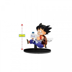 Dragon Ball - Training Son Goku - BWFC - 11cm