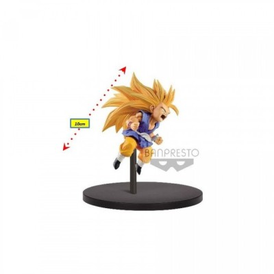 Dragon Ball GT - Super Saiyan 3 Son Goku - FES - 10cm