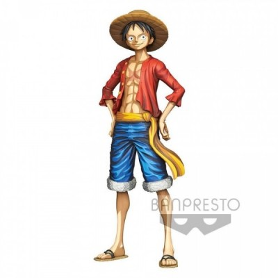 Monkey D. Luffy - Manga Dimensions - One piece - Big Size - 27 cm